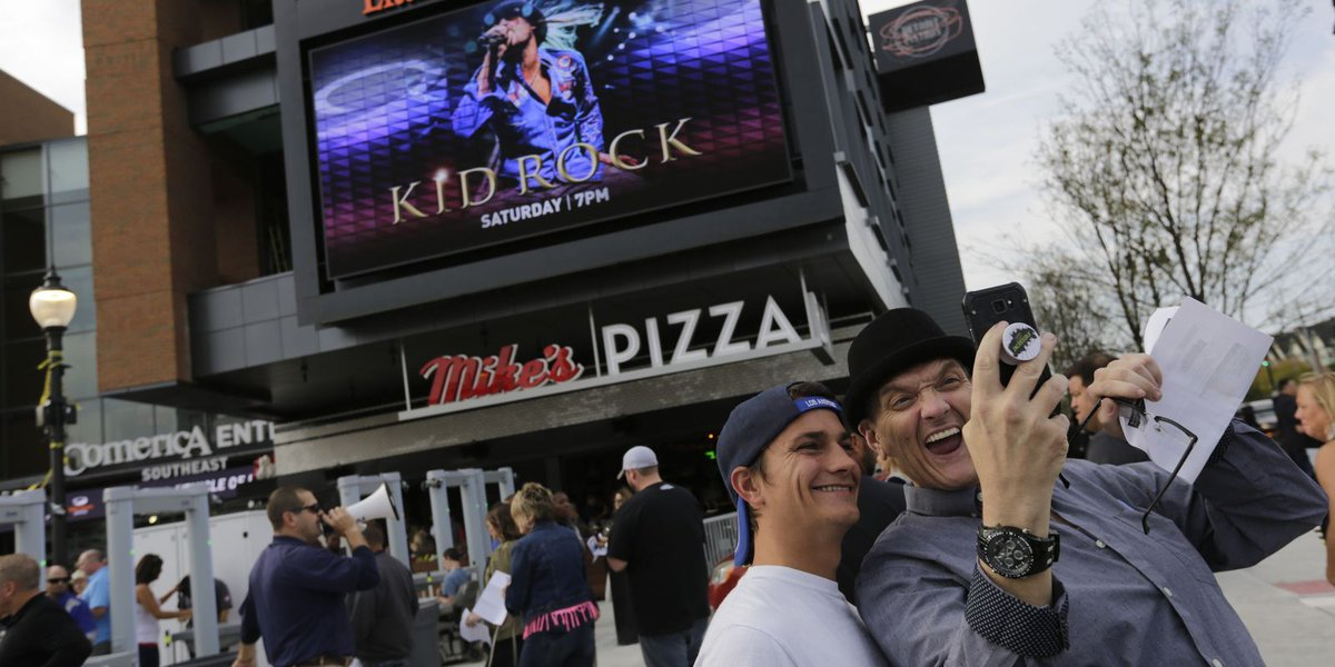 Little Caesars Arena: Opening night grades for downtown Detroit's new marquee venue