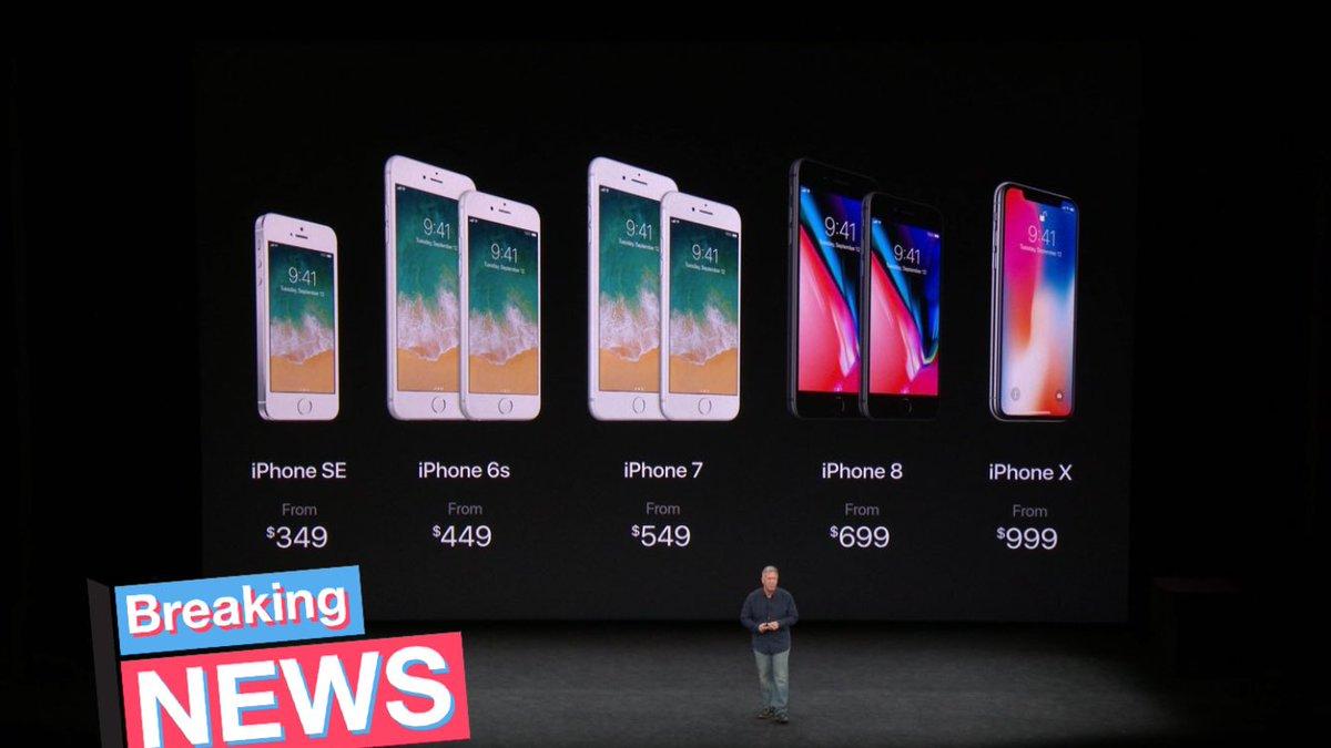 #Iphonelaunch #AppleEvent #iPhoneX https://t.co/f08HTacLv9