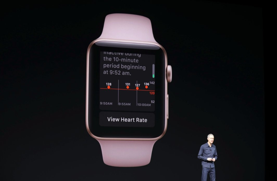 Apple's Watch 3 rolls out heart health and smart fitness features https://t.co/5d8iV0Mtkv #AppleEvent https://t.co/nT1jcwHPIA
