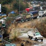 Jammu-Srinagar National Highway: 6 school children, driver injured in accident
