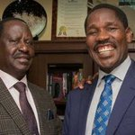 Raila reveals why former Meru Governor Peter Munya ditched NASA for Jubilee