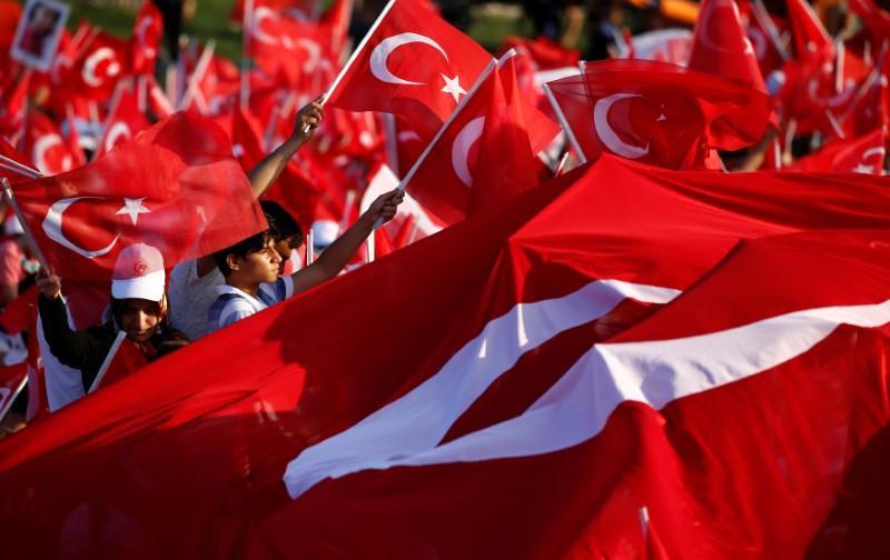 Turkey orders 79 school employees detained in post-coup probe: NTV