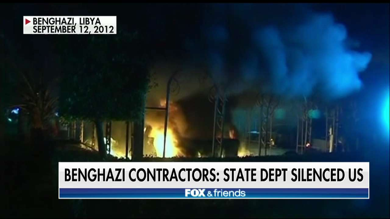 .@HillaryClinton State Department silenced them on Benghazi security lapses, contractors say https://t.co/dPp9APsbVa https://t.co/EjmMp2gI4F