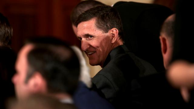 Dems: Flynn didn't disclose Middle East trip to discuss business deal with Russia https://t.co/6WPaB5mUdJ https://t.co/f0rjNq69Gw