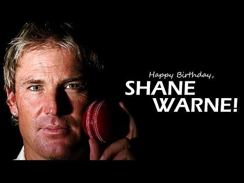 Happy Birthday, Shane Warne Cricket Country