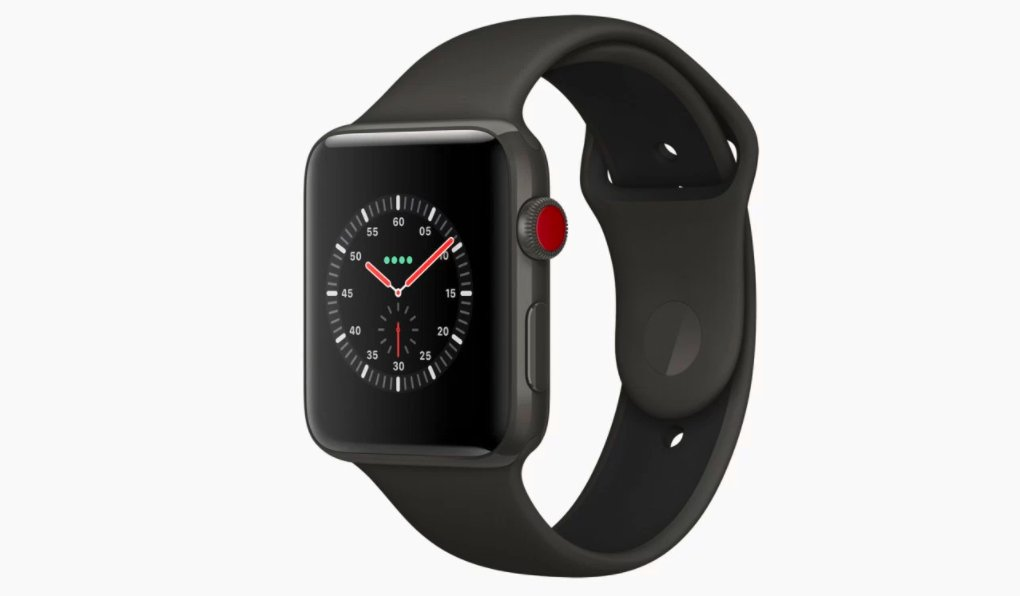 New Apple Watch available in ceramic gray; orders begin September 15 https://t.co/FjOSMPjAv7 #AppleEvent https://t.co/IGJaan0r88