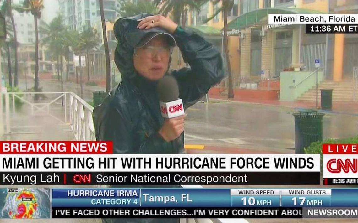 Hurricane TV cheapens the valuable work journalists do