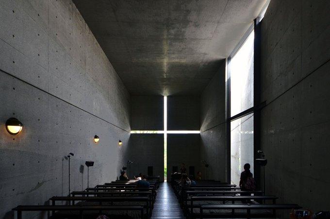 Archiplain:  Spotlight: Tadao Ando  via archiplain