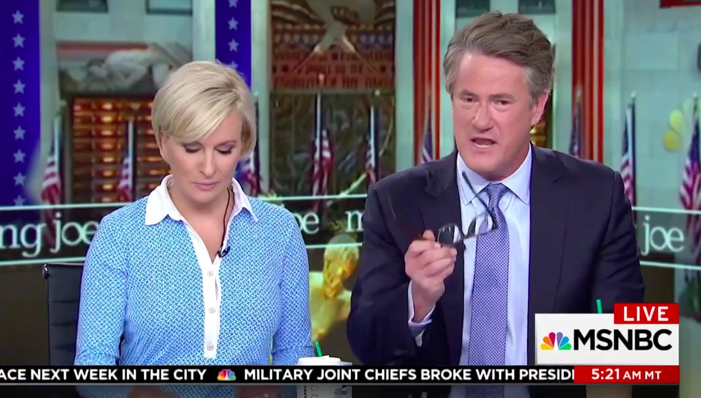 Joe Scarborough: Republican 'Bitching' For Seven Years Has Done Nothing https://t.co/sBMTvY28yH https://t.co/w80Q0EwSNt
