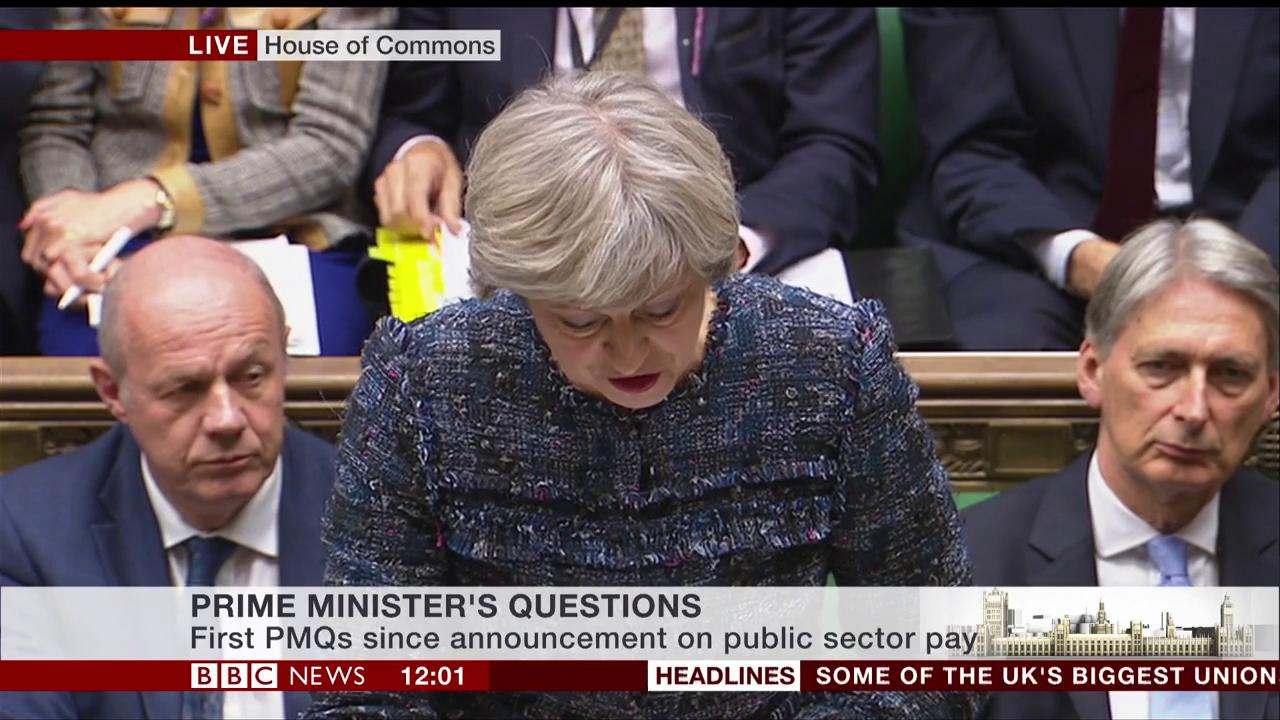 UK PM @theresa_may announces further £25m to support Hurricane #irma recovery https://t.co/co9F3V8B1M #PMQs https://t.co/ht7zLd2hgX