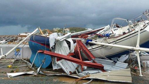 #HurricaneIrmaAftermath