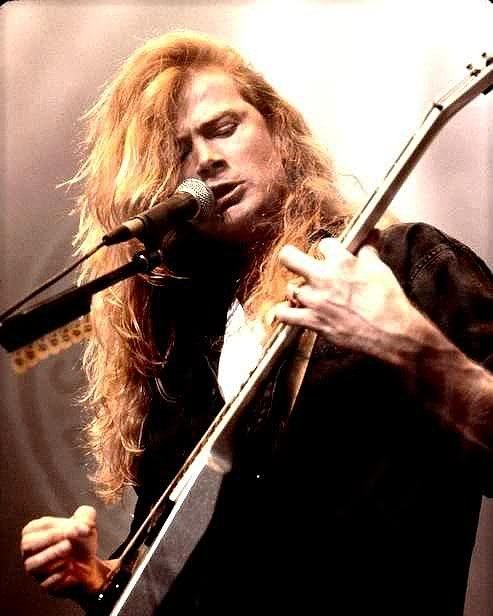 Happy Birthday Dave Mustaine      The pioneer of Thrash Metal,the one and only,the best Dave Mustaine