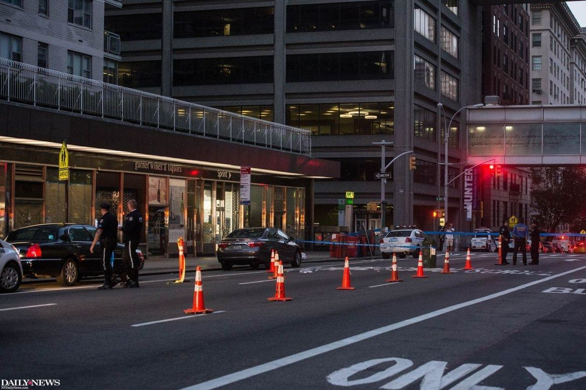 Cabbie fatally strikes woman on Upper East Side, flees scene https://t.co/zwAeVQg6aK https://t.co/VQnHSuzCqN