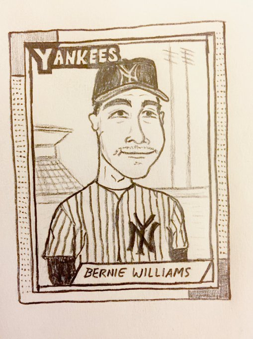 Wishing a very happy 49th birthday to 5x All-Star / 4x WS champ Bernie Williams!
