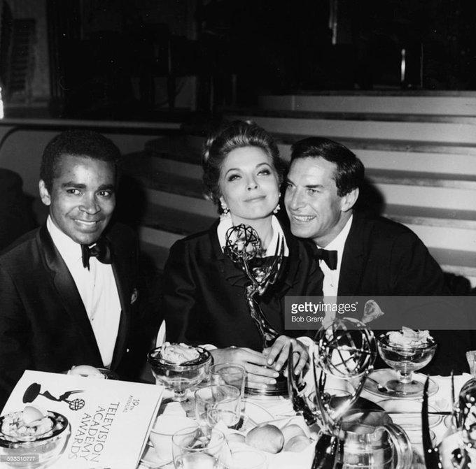 Happy 86th Birthday to BARBARA BAIN, three time leading actress Emmy winner!