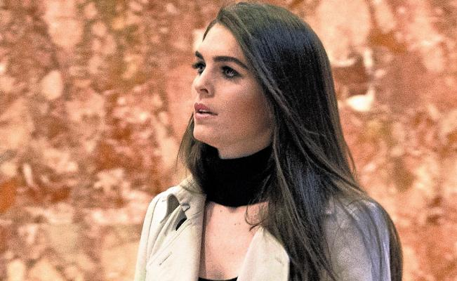 Ni Hope Hicks es modelo ni qui hope hicks