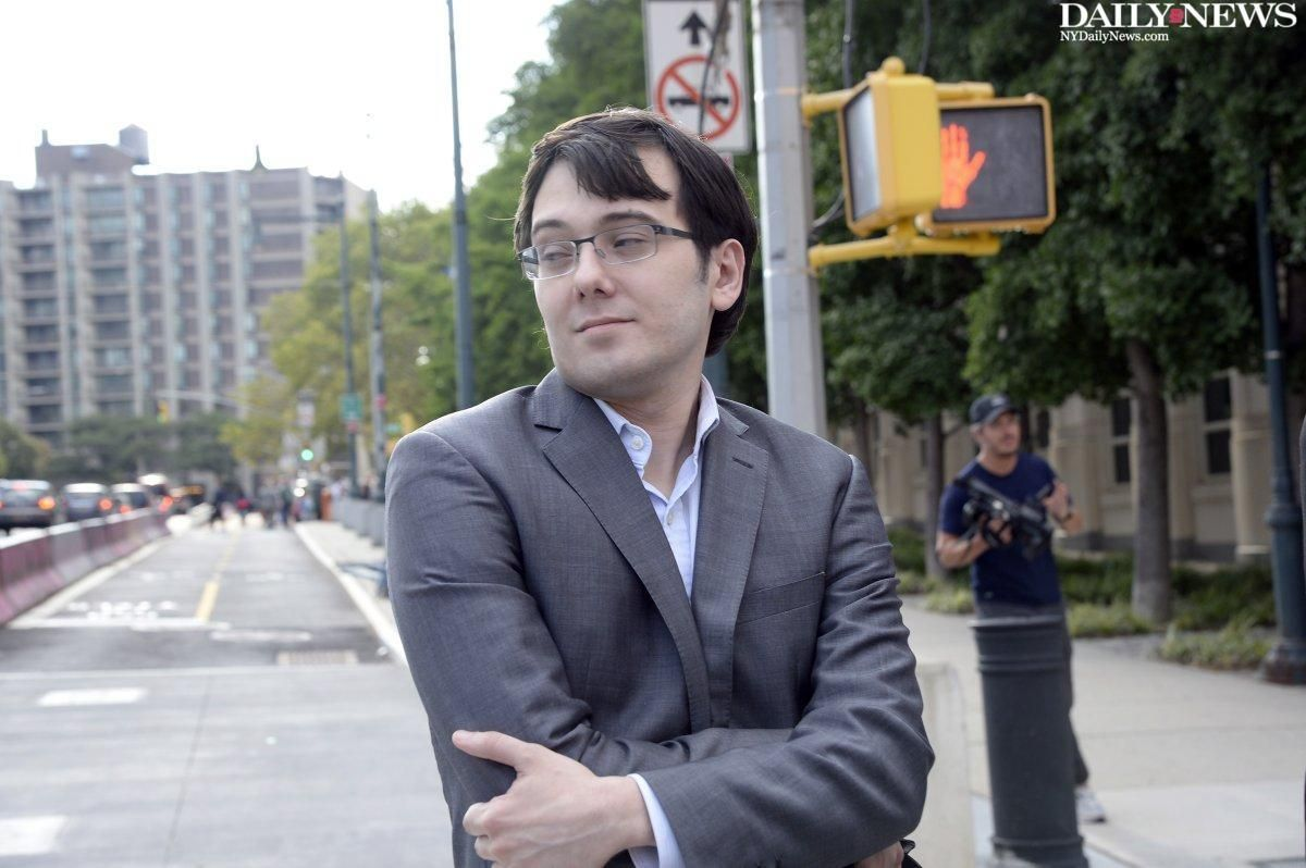 Martin Shkreli says he was joking about Clinton bounty and pleads to stay out on bail https://t.co/tyU8kkKai2 https://t.co/1HSI9717NH