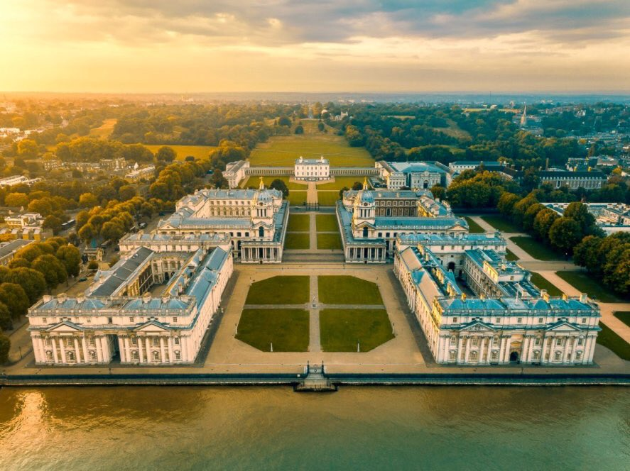 You MUST visit the Royal Naval College in the stunning Greenwich ��  @VisitGreenwich: https://t.co/mAJn3BJhfM https://t.co/xNFbBhlkRS