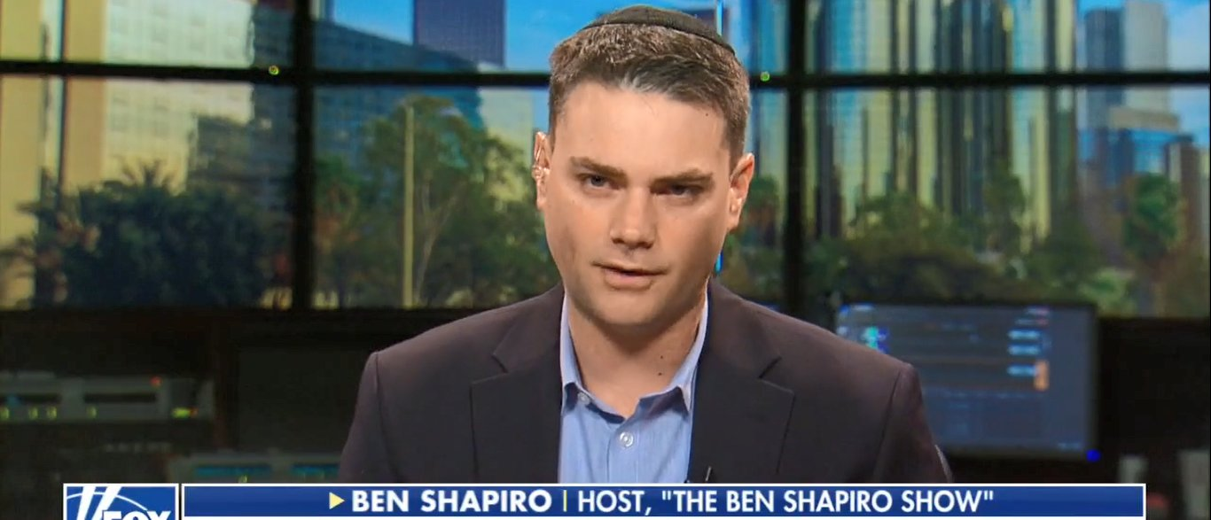Shapiro Slams Antifa, Says It's Imperative For Conservatives To Speak At Berkeley https://t.co/mD8yKGixkY https://t.co/2jL9WjyfUY