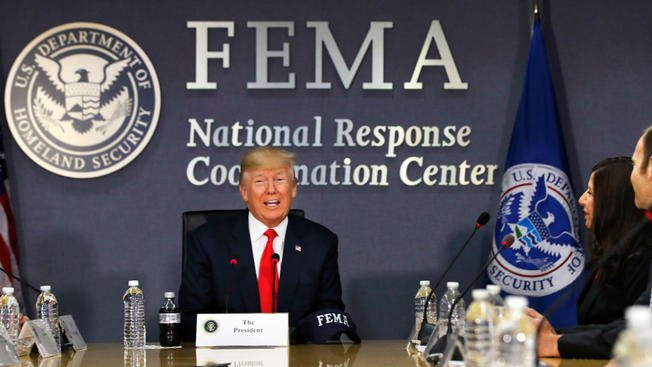 Trump FEMA