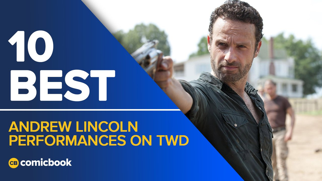 Happy birthday to the amazing, incredible, lovely and very talented, Andrew Lincoln, my favorite celebrity/actor.