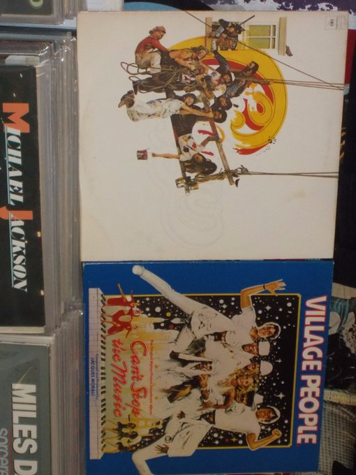 Happy Birthday to Peter Cetera of Chicago & Randy Jones of Village People
