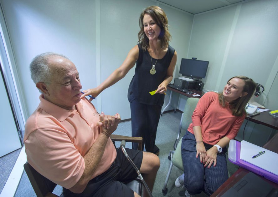 LSU offers voice banking service, a 'game-changer' for patients with ALS, related diseases