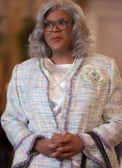 Happy 48th Birthday Tyler Perry!
