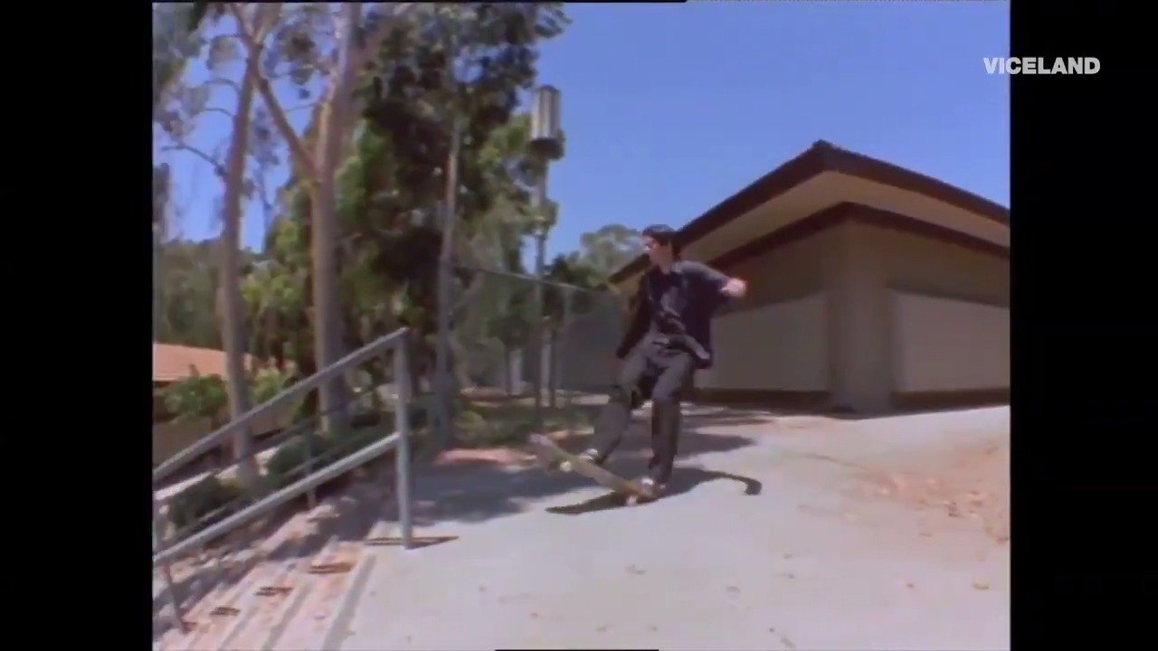 Skate legend Heath Kirchart relives conquering the El Toro lipslide. Tonight on EPICLY LATER'D, 10pm. https://t.co/SreFA4Agv9