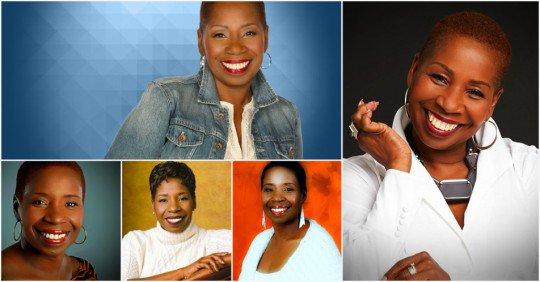 Happy Birthday to Iyanla Vanzant (born September 13, 1953)