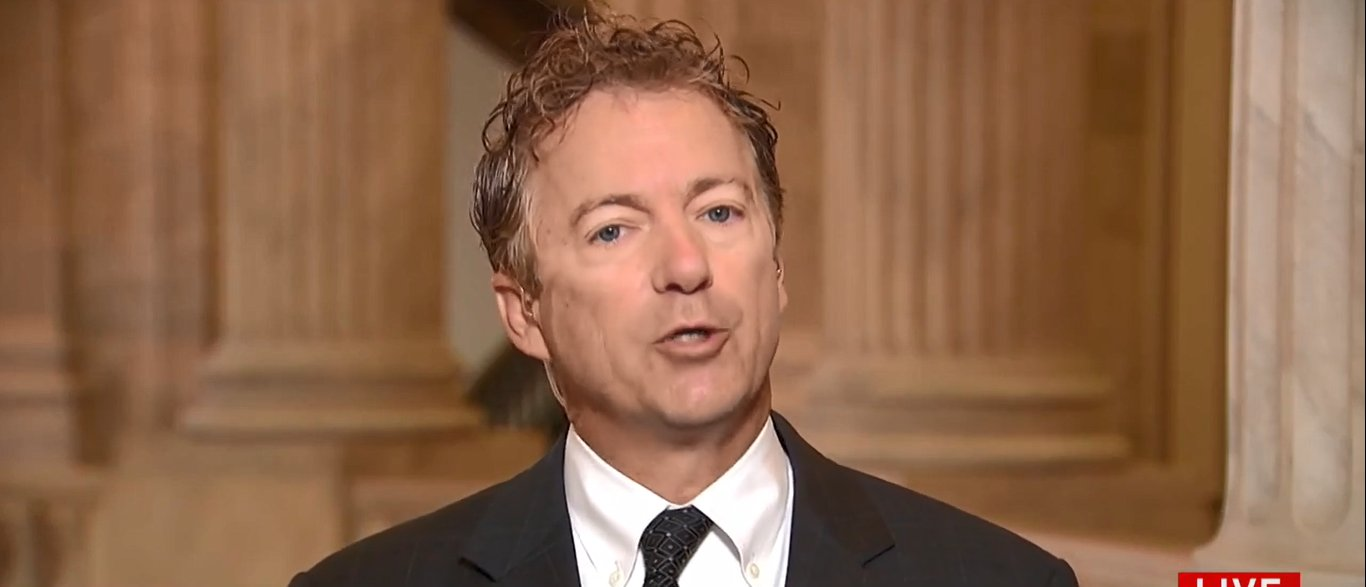 Rand Paul: There's No 'Winnable Solution' In Afghanistan [VIDEO] https://t.co/d66hAT7u3t https://t.co/lVsV04iLm1