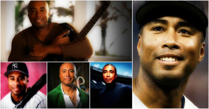 Happy Birthday to Bernie Williams (born September 13, 1968)