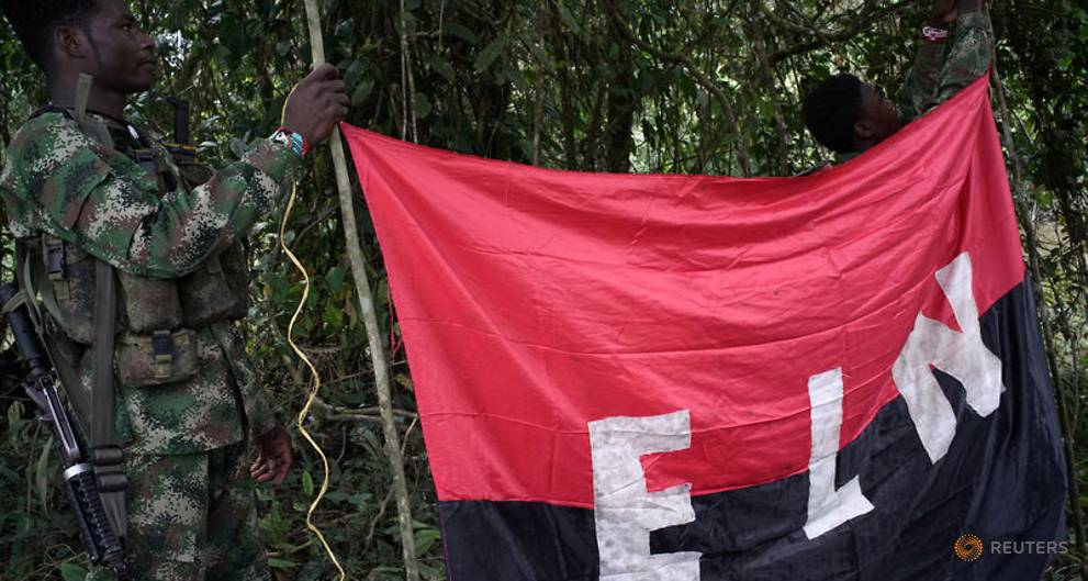 Colombia sees peace with ELN rebels harder than FARC