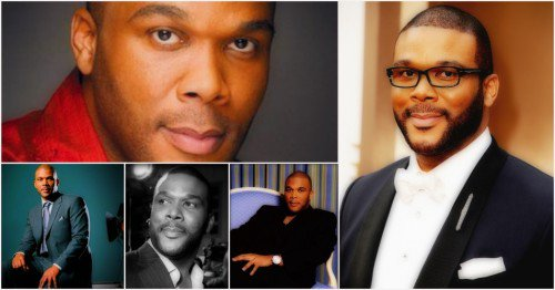 Happy Birthday to Tyler Perry (born September 13, 1969)