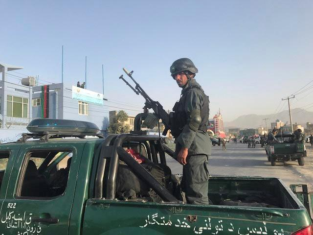 Suicide bomb near cricket stadium in Afghan capital kills at least three https://t.co/nD4Be8ISKI https://t.co/eMy7nKDzPT