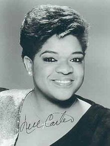 Happy Birthday to singer & actress Nell Carter   RIP