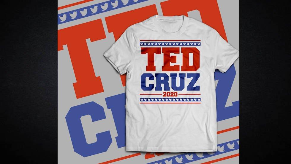 Twitter account behind porn tweet Cruz 'liked' is now selling Cruz merch https://t.co/Bf7EU1WJ0s https://t.co/gJEydkA8rr