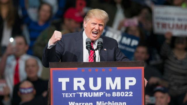 MSNBC's Katy Tur: Trump 'endangered my life' at campaign rallies https://t.co/q03VtikxwZ https://t.co/Iqms3fAsGO