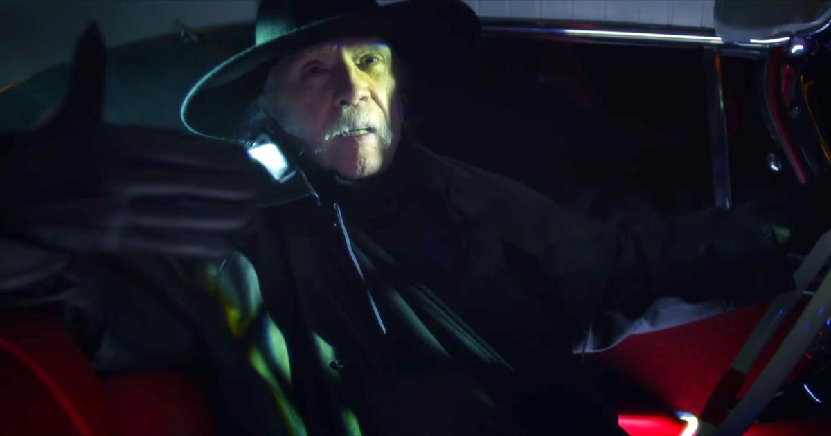 John Carpenter returns to filmmaking with 'Christine' video and announces new tour dates https://t.co/Omxkp9OANj https://t.co/yX3WaolFEF