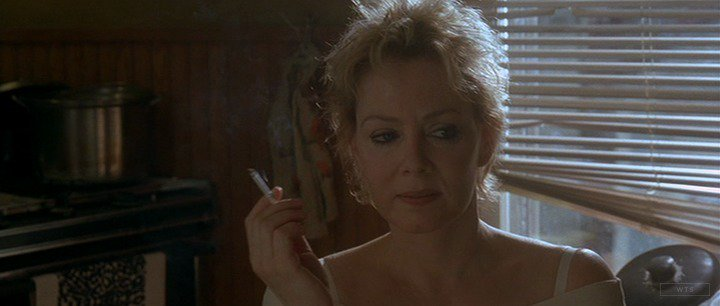 New happy birthday shot What movie is it? 5 min to answer! (5 points) [Jean Smart, 66]