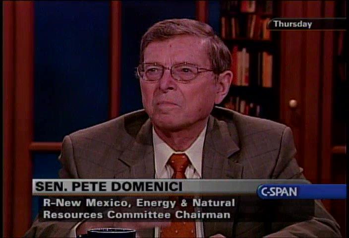 Pete Domenici