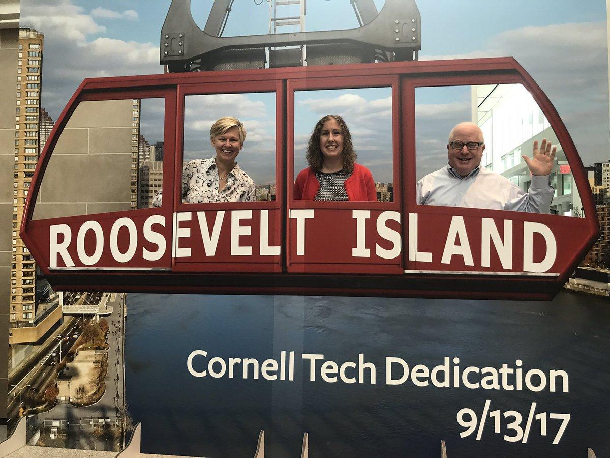 #CornellTech
