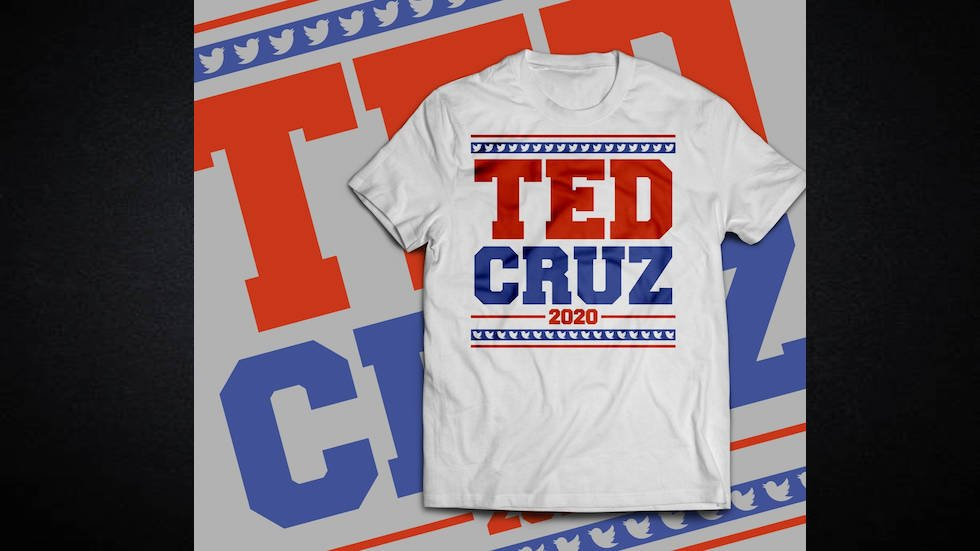 Twitter account behind porn tweet Cruz 'liked' is now selling Cruz merch https://t.co/zwtfLS0i3P https://t.co/mrSHBYhBin