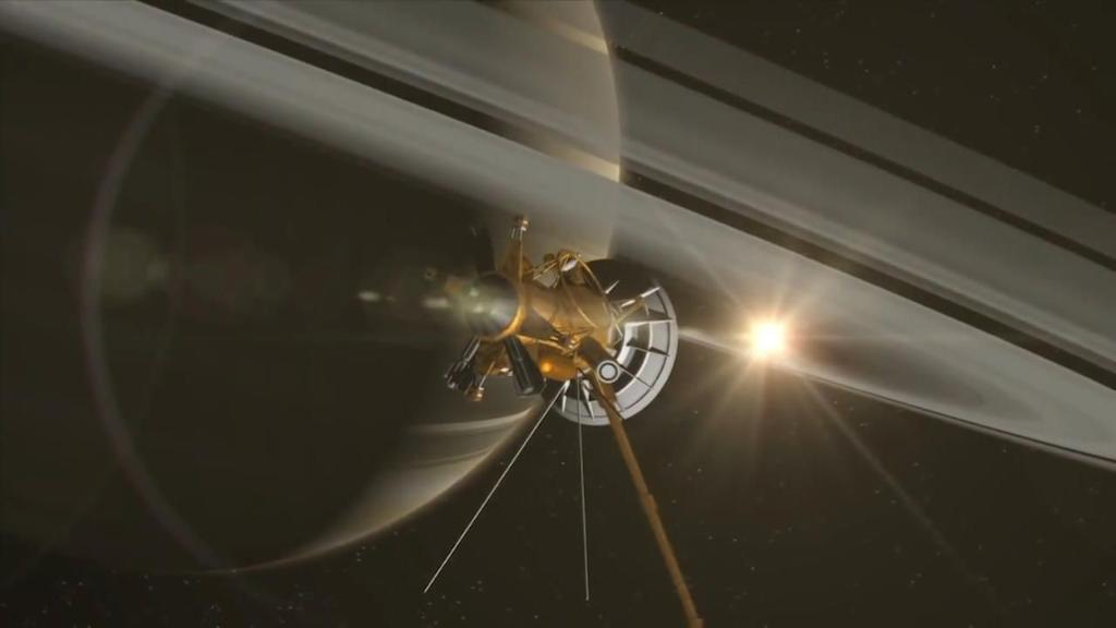 This is how a beloved spacecraft will plunge into Saturn and die https://t.co/SPfYTYYpLq https://t.co/fRjzCn4xtz