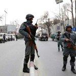 Suicide Bomber Kills Three Near Kabul Cricket Stadium