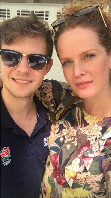 Help me wish my lil\ bother from another mother Mr Robbie Kay a very Happy Birthday! Love ya babe!