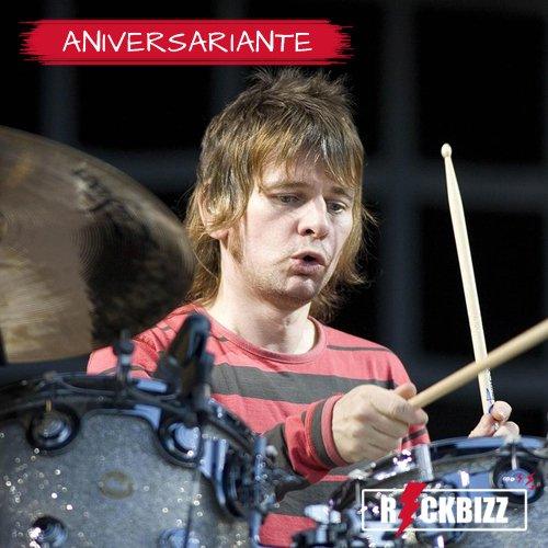 Happy Birthday, Zak Starkey!