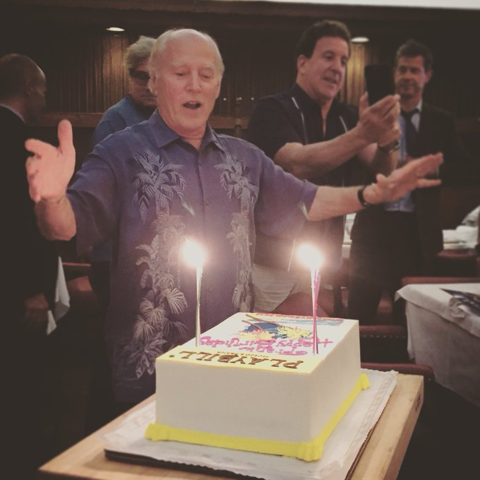 Happy Birthday to the one and only Frank Marshall!