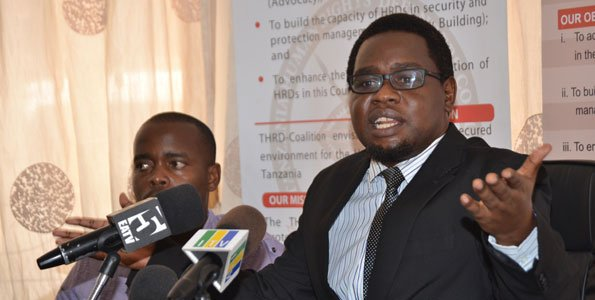 Human rights defenders express concern over insecurity