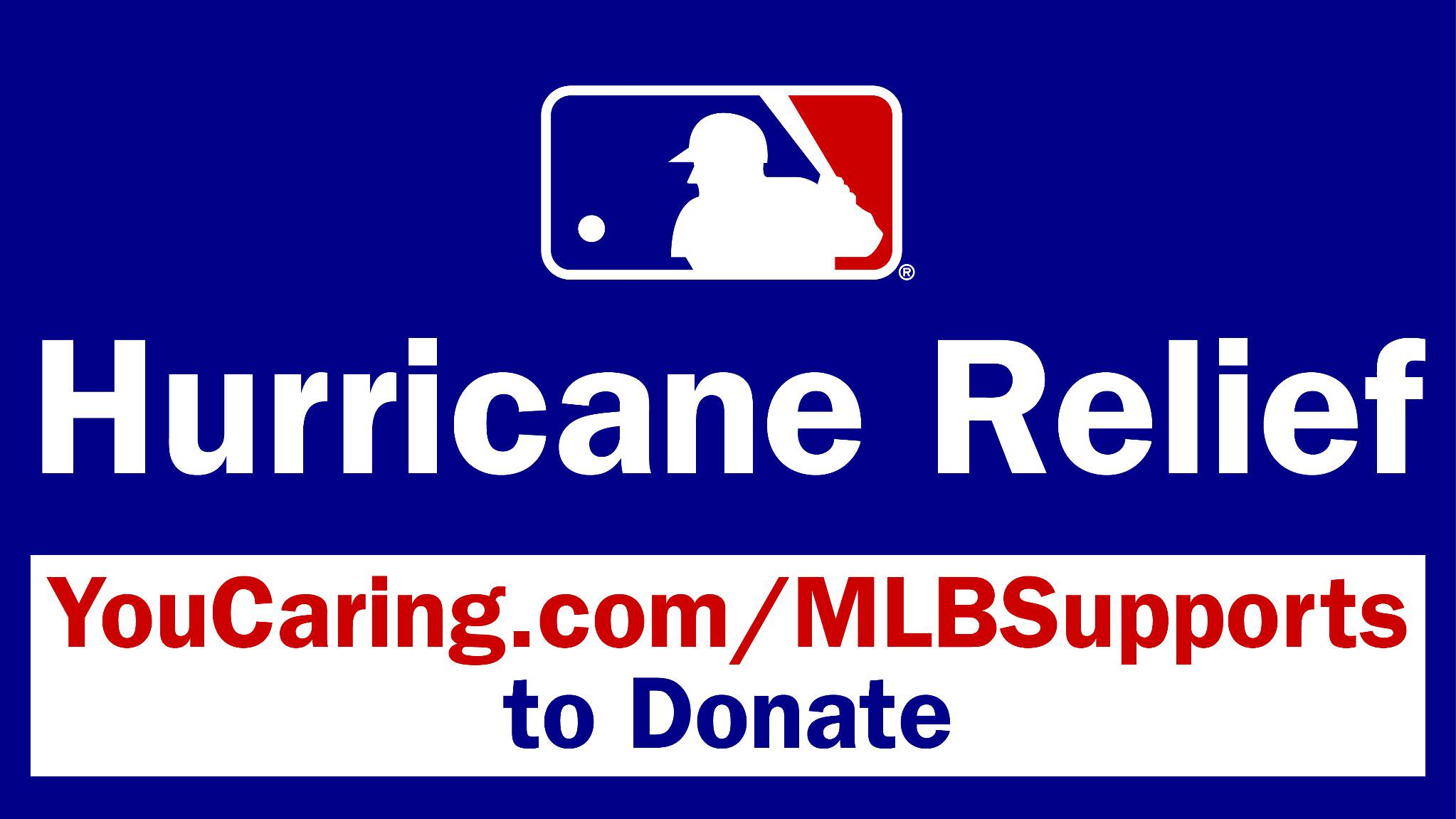 We are #FloridaStrong! Here's how you can donate to the hurricane relief via @RaysBaseball: https://t.co/BDUBdO0Emh https://t.co/3uIpJASBu8